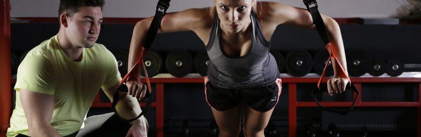 Frau macht Sport gegen ein Übergewicht welches durch Diabetes kommt